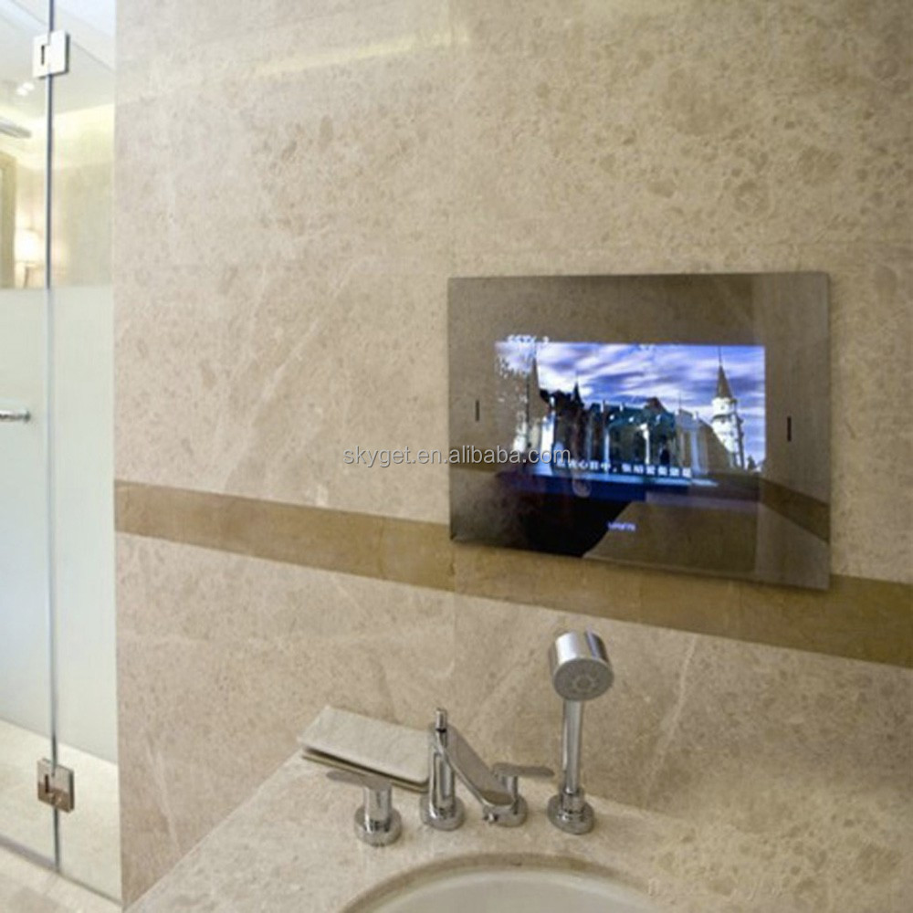 46 inch spa magic mirror <strong>tv</strong> ( ip66 waterproof <strong>tv</strong> )