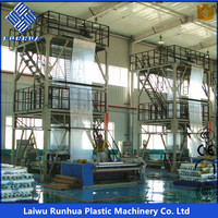 agricltural mulch blown film extrusion plant