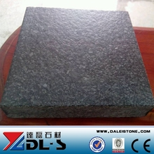 Absolute Black Granite Leather Finish Slabs and Tiles Price