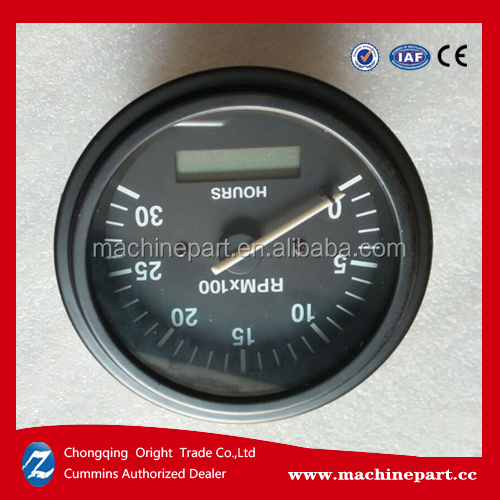 3049555 diesel tachometer for cummins engine