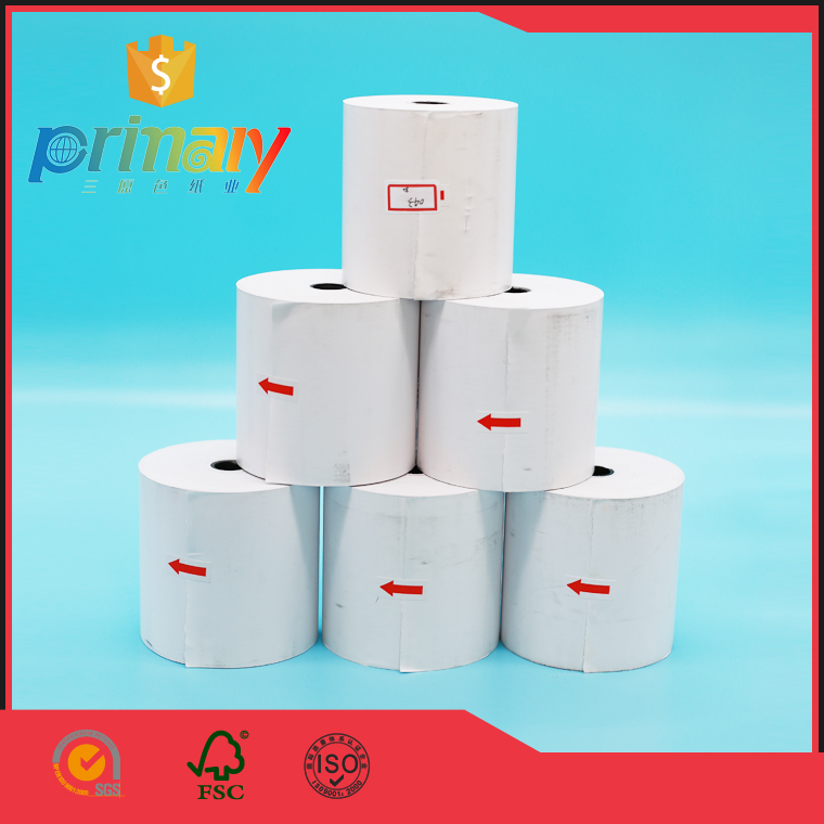 Professional 3 1/8 X 230 Ft Thermal Paper R... 57Mm 35Mm Money Pos Rol