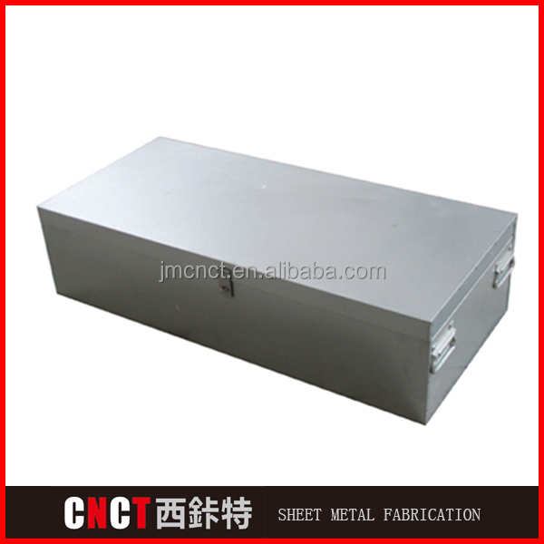 Factory Price Aluminum Oem Trailer Tool Box