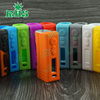 RHS wholesale top quality vapor box mod vt 40 silicone vt40w vape mod large screen box mod hcigar vt40