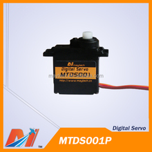 Maytech RC model Micro Digital Servo 1.1kg 4.8V for RC Helicopter