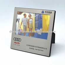 hot blue sexy photo frame promotional gift for wedding souvenir