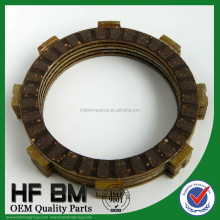 India Model B25 Clutch Friction Plate for Motorcycle