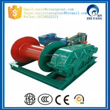 Hot Sale Construction Hoist Parts Electric Winches