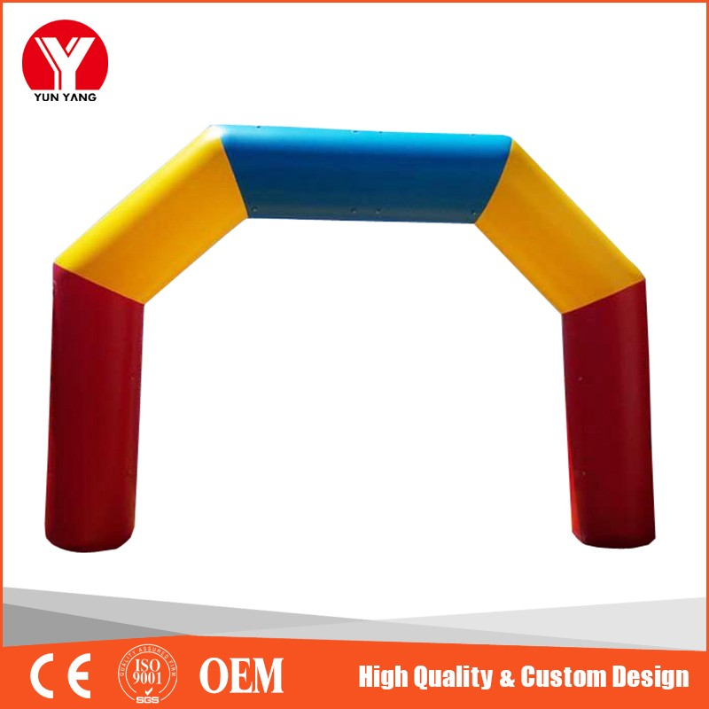 Inflatable Arch, Hot sale Custom made Advertising Inflatable Arch