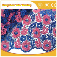 Latest new advantages of cord lace fabric bandung wholesale for wedding dress