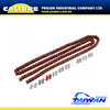CALIBRE Motorcycle Red 420 pitch 130L Motorcycle Colored Chains Drive Chain