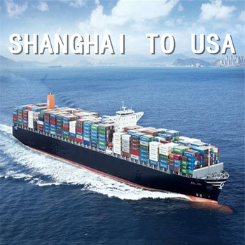 Ocean Freight from SHANGHAI CHINA to CHARLESTON SC USA