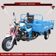 2018 New Adult Cargo Motor Taxi Gasoline 200cc Water Cooled Three Wheel Passenger Tricycles