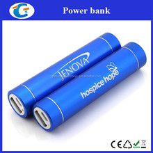New products on china market universal power bank with led light