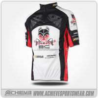 custom printing cheap cycling uniform, cycling jersey