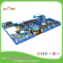 Top Service Colorful Indoor Playground Thrilling Ball Pool Big Size Indoor Playground for Children