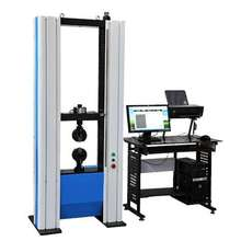Electronic Computer Rubber Universal Tensile Testing equipment device