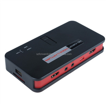 HD game capture with remote control ezcap284
