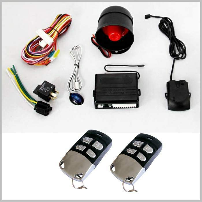 Lixing universal remote contro Code Alarm Car Remote Start /Security System/ Keyless Entry