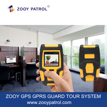 ZOOY Z-6900 GPS 2G 3G 4G GSM Guard Clock System