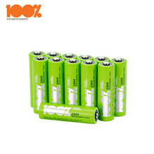 Low self discharge Rechargeable Battery pack 1.2V AA 2300mAh for electric toothbrushes