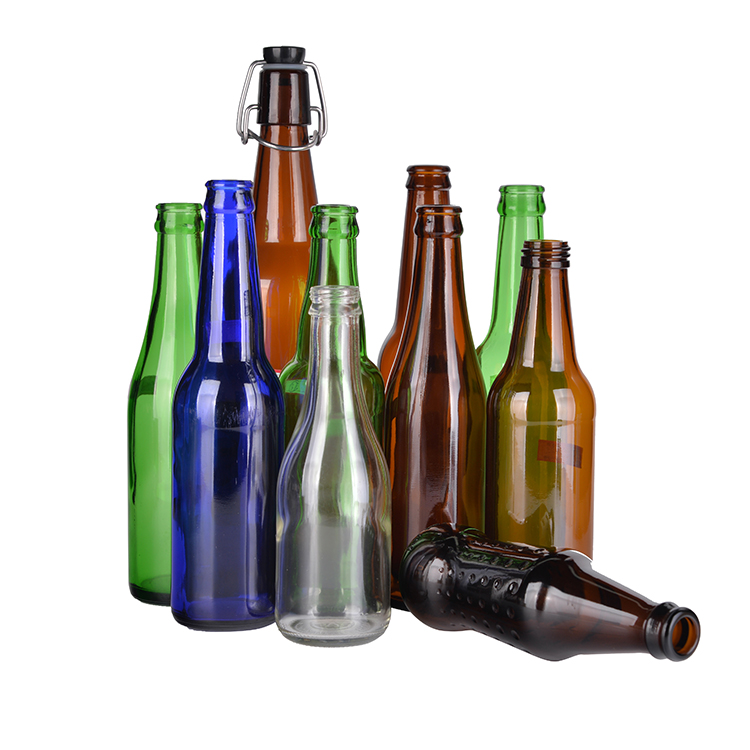 330ML GLASS BOTTLE BEER 33CL with crown cap