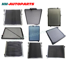 1067*778*56 2001-2006 Truck Radiator Parts 2001-1715 Wholesale Truck Radiator For Freightliner