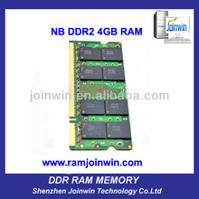 Wholesale bulk computer lifetime warranty 4 gb ddr 2 laptop ram