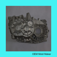 Aluminium OEM Die Cast Mold for Transmission Shell of Brilliance 525