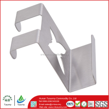 stainless steel hot products metalover the door coat hook