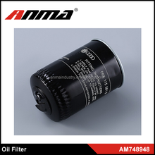 Manuacturer of oem fuel oil filter/ hyundai oil filter
