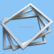 "20""x24"" Model Screen printing Meshed frames by Kiwo. Textile print and package print aluminum frames for custom T shirt"