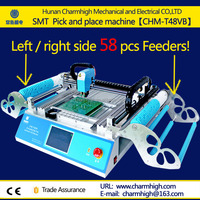 Electronic Circuit Board Smt Automatic Pick and Place Machine Production Line For Led Lamps