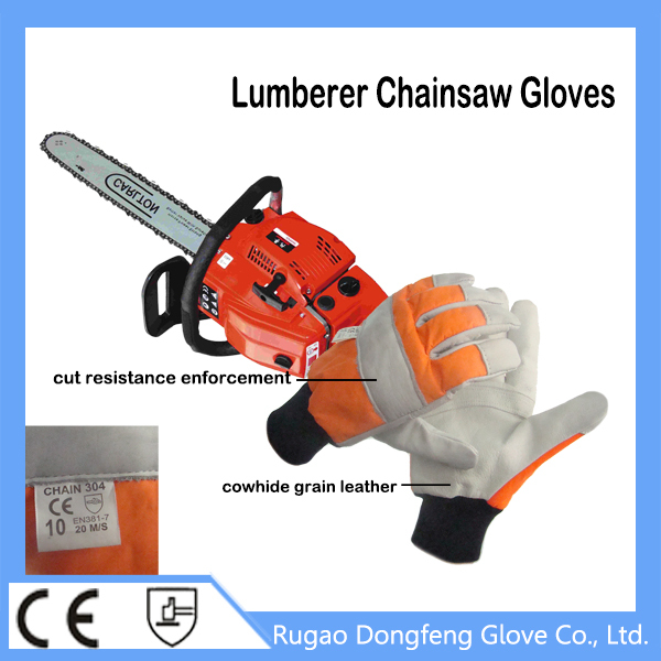 High Quality Cow Split Leather Welding Gloves Wholesales