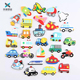 Eco Friendly Rubber Soft PVC Fridge Magnet Sticker for Kids Home Decoration