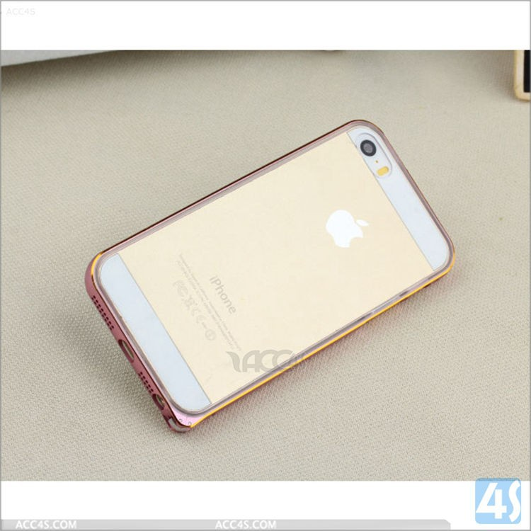 Hot selling !Aluminum case Bumper for iphone 5 5s Metal Frame phone cases for iphone5