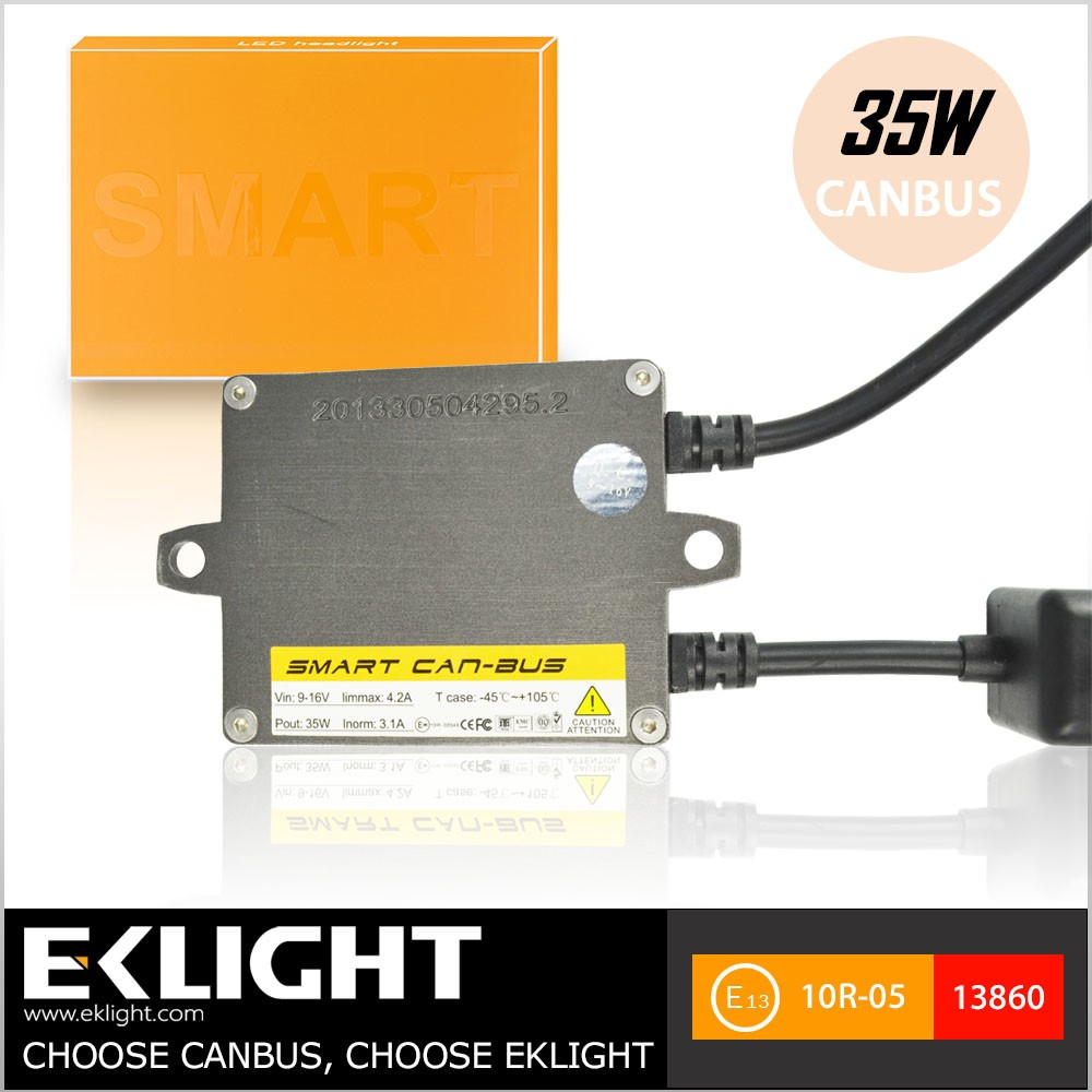 3800LM OEM 100w HID Spotlight With 3 Years Warranty & Emark