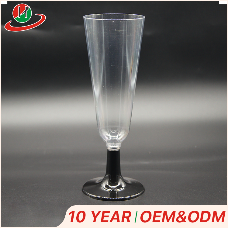 Top quality custom food grade disposable plastic wine champagne cocktail tasting cup