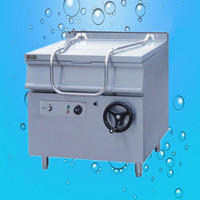 Cheap Price Industrial Stainless Steel gas tilting fryer Pan for sale