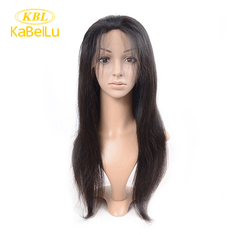 Factory direct price One Donor cosplay wig anime,football fan remy wig,botak wig untuk pria