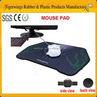Tigerwingspad promotional magic colorful printed rubber mouse pad