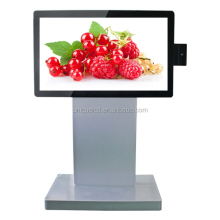 Multi Touch LCD Advertising Digital Signage Display / Advertising Screens LED Video