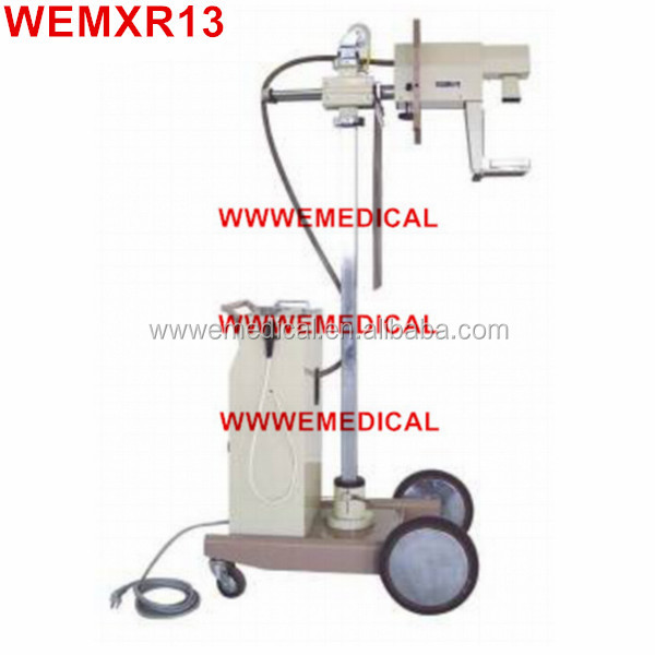 WEMXR13 Medical Vehicle-mounted portable digital radiology Mammography System X-ray equipment