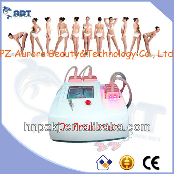 Fast Slimming Best Lipo Laser Beauty Machine/ Lumislim Pro