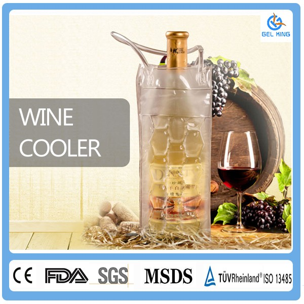 Gifts & Crafts China Factory Supplier Reusable New Products Wine Holder Beer Bottle Cooler Sleeve Wraps