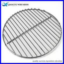 summer camping application stainless steel barbecue grill mesh/ galvanised barbacue grill wire mesh