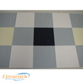 Commercial waterproof homogeneous pvc floor tile for warehouse