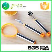 Factory Direct well designed Best Stainless steel dig fruit spoon