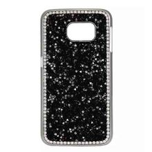 Jelly Bling Diamonds Hard Pc Case For Samsung Galaxy S6 Edge, For Samsung Galaxy S6 Edge Mobile Phone Case