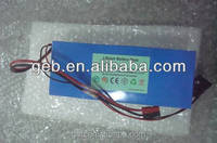 hot sell rechargeable 36V 15Ah lithium battery pack for electric vehicle