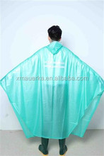Reflective raingears waterproof electronic motorcycle bicycle rain ponchos